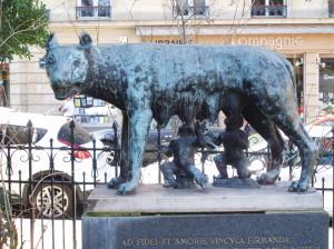 Louve Romaine